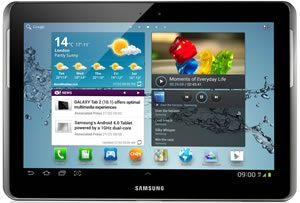 De Samsung Tab 2 laat je repareren bij SPC Service Herkenbosch