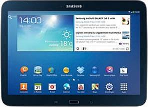 De Samsung Tab 3 laat je repareren bij SPC Service Herkenbosch