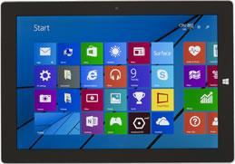 De Microsoft Surface 3 tablet laat je repareren bij SPC Service Herkenbosch