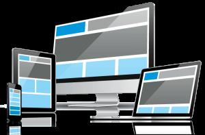 Smartphone, tablet, laptop en desktop